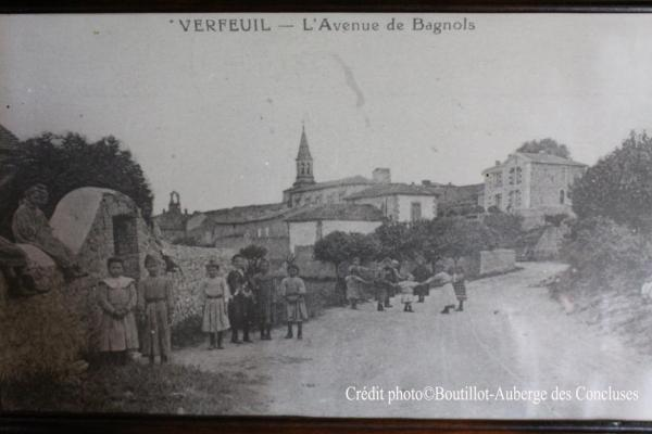 ancienne photo Verfeuil
