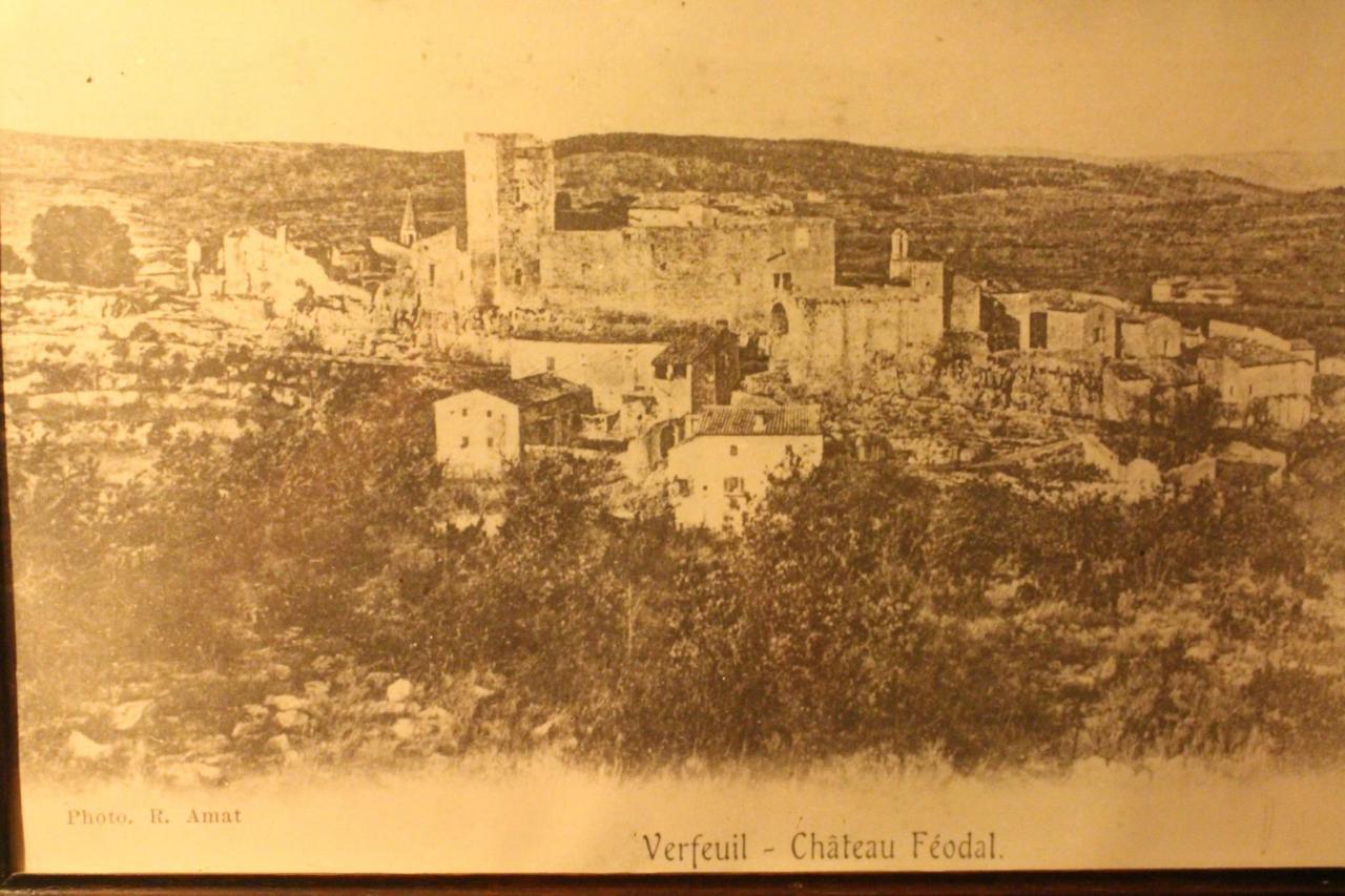 Ancienne photo verfeuil
