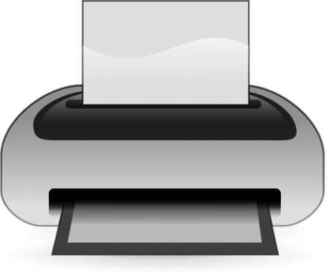 Anonymous printer
