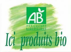 Pancarte bio pour fruits et legumes 8289018 1