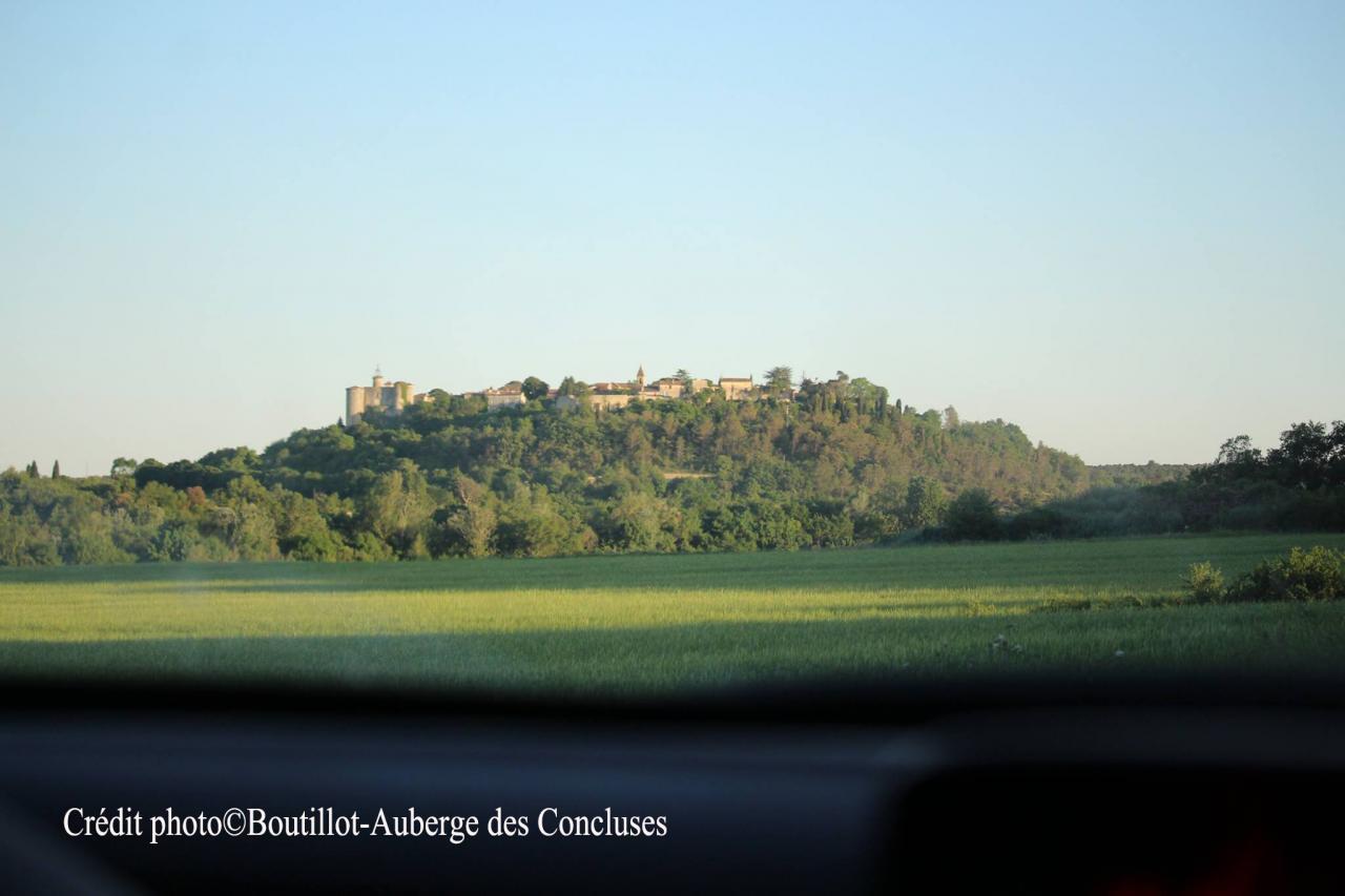 vue sur Montèze Verfeuil