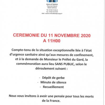 Ceremonie du 11 nov 2020 page 001